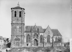 Eglise Saint-Nicolas - Ensemble sud