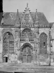 Eglise Saint-Nicolas - Portail sud