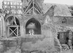 Eglise Saint-Médard - Brèche