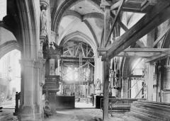 Eglise Saint-Médard - Intérieur