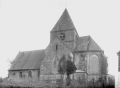 Eglise Sainte-Catherine - Ensemble sud
