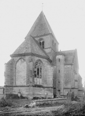 Eglise Sainte-Catherine - Ensemble est