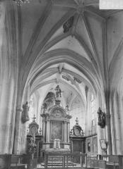 Eglise Sainte-Catherine - Choeur