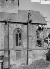 Eglise - Partie nord