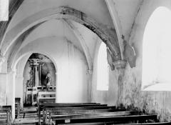 Eglise - Bas-côté