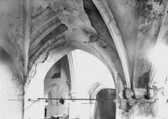 Eglise - Voûtes