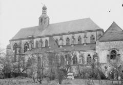 Eglise Sainte-Catherine, dite aussi Eglise Saint-Pierre du Prieuré - Ensemble nord