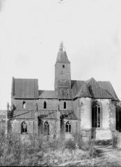 Eglise d'Olizy - Ensemble sud