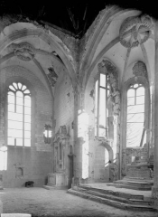Eglise d'Olizy - Choeur