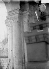 Eglise Notre-Dame et Prieuré - Chapiteaux