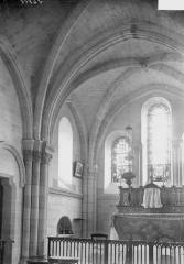 Eglise Saint-Martin de Namps-au-Val - Choeur