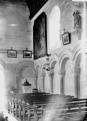 Eglise Saint-Martin de Namps-au-Val - Arcature de la nef, au nord