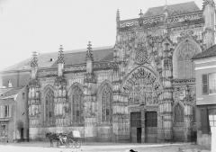 Chapelle du Saint-Esprit - Façade latérale