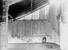Ancienne abbaye - Eglise, arcature