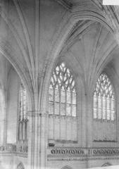 Ancienne abbaye - Eglise, détail, intérieur, chapelle