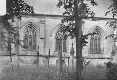 Chapelle Saint-Lambert - Façade latérale