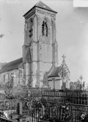 Eglise Notre-Dame-de-la-Chapelle - Clocher