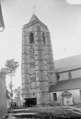 Eglise Saint-Médard - Clocher