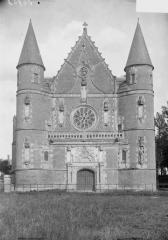 Eglise Notre-Dame de Lorette - Façade