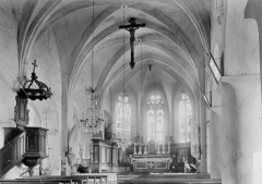Eglise Saint-Georges et son cimetière - Choeur