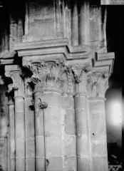 Eglise Saint-Maurice - Chapiteaux