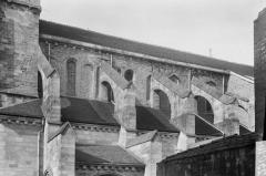 Eglise Saint-Maurice - Façade latérale