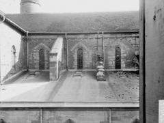 Eglise Saint-Maurice - Façade latérale, fenêtre