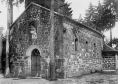 Chapelle d'Aureil-Maison - Ensemble sud-ouest