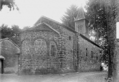 Chapelle d'Aureil-Maison - Ensemble nord-est