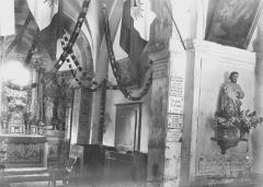 Chapelle d'Aureil-Maison - Choeur