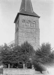 Eglise Saint-Rémi, autrefois église Saint-Hilaire - Clocher