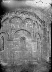 Eglise Saint-Rémy - Abside, à l'est