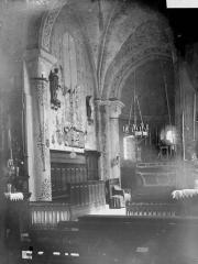 Eglise Saint-Rémy - Choeur, travée
