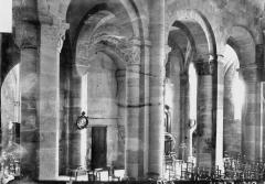 Cathédrale et cloître - Déambulatoire