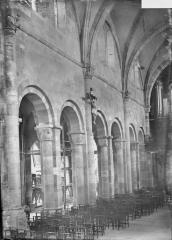 Cathédrale et cloître - Nef, travée sud