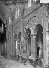 Cathédrale et cloître - Nef, travée nord