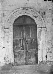 Petite église attenant à la cathédrale (Eglise Notre-Dame) - Portail