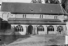 Cathédrale et cloître - Cloître