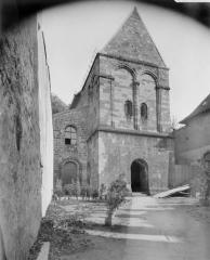 Petite église attenant à la cathédrale (Eglise Notre-Dame) - Façade