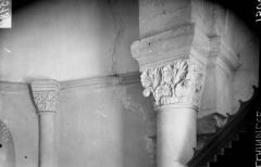 Eglise - Abside, détail