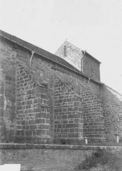 Eglise Notre-Dame - Contreforts
