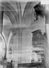 Eglise Saint-Martin - Intérieur