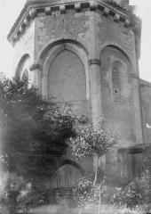 Eglise de Blanzey - Abside