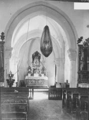 Eglise de Blanzey - Choeur