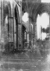 Ancienne cathédrale Saint-Etienne et son cloître - Nef