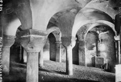 Eglise Saint-Pierre - Crypte