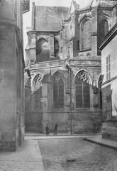 Eglise Saint-Jacques - Abside