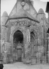 Eglise Sainte-Marie-Madeleine de Maignelay - Porche