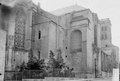 Cathédrale Notre-Dame - Partie latérale