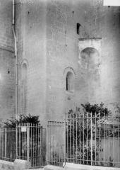 Cathédrale Notre-Dame - Détail extérieur, fenêtre